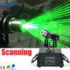 Verlichting van de Laser van het Aftasten van het stadium de Enige Groene Bewegende Hoofd