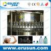Petite machine de remplissage de bouteilles d'animal familier de l'eau pure automatique