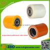 Polyurethan-Ladeplatten-LKW-Rollen-Rad