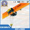 熱い販売5トンのモノレール電気ワイヤーロープ起重機クレーン
