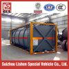 Бак для хранения ISO контейнера топливозаправщика перехода топлива