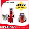 saldatore del laser della macchina della saldatura a punti del laser dei monili 200W