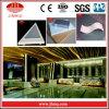 Façade en aluminium de revêtement de mur rideau de constructeur professionnel