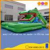 De Opblaasbare Dia van de Vorm van de Mond van de krokodil (aq804-2)