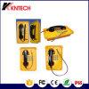 Teléfono Auto-Dial industrial de la emergencia del teléfono SOS del teléfono Knsp-09 del túnel