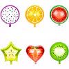 新しい到着の方法様式の異なったフルーツの気球