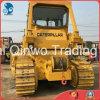 Cingolo utilizzato 20ton usato Disponibile-Argano Bulldozer-Idraulico 40hq-Container-Packing 3306-Engine del trattore a cingoli D7g