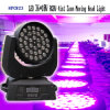36*10W LED RGBW Moving Head Zoom Light