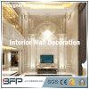 Matériau de décoration de mur - beige de marbre en pierre normal pour des projets intérieurs