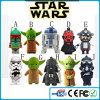 Clé de mémoire USB chaude de Selling Star Wars Super Hero Iron Man Cute Cartoon 8GB