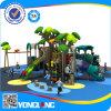 Equipamento plástico do campo de jogos do projeto natural da novidade 2015