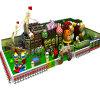 Campo de jogos interno das crianças ao ar livre da série de Kidscenter do campo de jogos