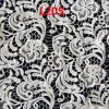 レース、衣服のアクセサリのレースのかぎ針編みによって編まれる綿織物のレース
