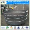 Tête principale elliptique bombée de réservoir d'eau de monture de tube