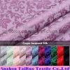 絹の羽毛布団ファブリックのための114cmの幅のクレープのジャカード絹