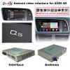 차 향상 다중 매체 HD Q5 지원을%s 인조 인간 시스템 GPS 항법 영상 공용영역 DVD/TV/Mirrorlink