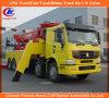 Op zwaar werk berekende Sinotruk HOWO 8*4 366HP 371HP Wrecker/de Vrachtwagens van de Terugwinning