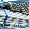 Q235B Hot Dipped Galvanized 400G/M2 Round Steel Pipe для Gas