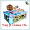 Король машины видеоигры аркады рыболовства Igs сокровища играя в азартные игры для сбывания