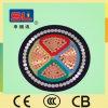 Сила кабеля панцыря стального провода меди 0.6/1kv