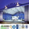 Instalación ligera y rápida para el hangar de la estructura de acero
