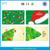 Impulsión de la tarjeta de crédito del flash del USB de la promoción caliente de la Navidad (EC502)