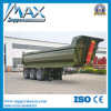 나이지리아 (반 traliler)를 위한 최신 Sale 3 Axle 25m3 U Type Tipper Semi Trailer