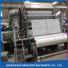 1880 media Scale Toilet Paper Making Equipments con Waste Paper come Raw Material
