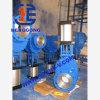 Valvola a saracinesca di ceramica pneumatica del doppio disco di DIN/API/JIS Wcb