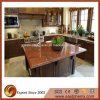 Sale熱いRed Granite Stone Kitchen島かKitchen Countertopの