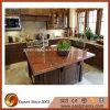 Controsoffitto Polished rosso della cucina di Worktops del granito di vendita calda