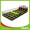 Liben a adapté le trempoline d'intérieur du Canada