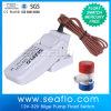 Interruptor de flutuador de micro pressão para bombas de água submersas