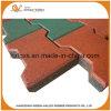 Плитки Anti-Slip формы косточки стойла лошади резиновый для оптовой продажи