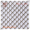 Fábrica Supply Stainless Steel/Chain Link Curtain Mesh para Decorative