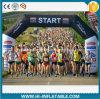 顧客用Outdoor Usage Inflatable Start/Finish Line Arch、Inflatable Running/Racing Arch、SalesのためのInflatable Sport Arch