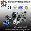 Papel de múltiples funciones en la conversión de la maquinaria cortadora rebobinadora