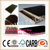 Preto/Brown Film Faced Plywood para Construction Use