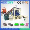 Brique automatique faisant la machine évaluer Qt4-15c pavant la machine de brique