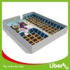 Nouveau grand parc d'intérieur bon marché de trempoline
