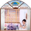 Obturateur en bois de guichet d'abat-jour vénitiens de décoration de Faux à la maison de qualité