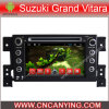 鈴木Grand Vitara (AD-7063)のためのA9 CPUを搭載するPure Android 4.4 Car DVD Playerのための車DVD Player Capacitive Touch Screen GPS Bluetooth