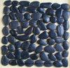 Черная плитка камня сетки для украшения