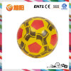 Pvc Colorful Inflatable Printing Ball voor Toy van Children (KH6-76)