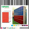 Studentsのための多彩なSchool Locker ABS Plastic Storage Locker