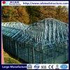 China fabrizierte den Stahl vor, der modernes Landhaus gestaltet