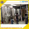 El tanque brillante de la cervecería del sistema de la cerveza de la fabricación del equipo de la cerveza del vaso micro de la fermentadora