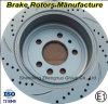 三菱Pajeroのための熱いSelling Rear Brake Disc