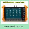 最も高い解像度1280*800のタッチ画面7のインチ機密保護CCTVテスター、7 のインチCCTV IPのカメラのテスター、多機能CCTV Ahd Cvi Tviのテスター
