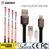 Cable bilateral del USB de Remax Fragance para el iPhone 6/6plus/5/5c/5s